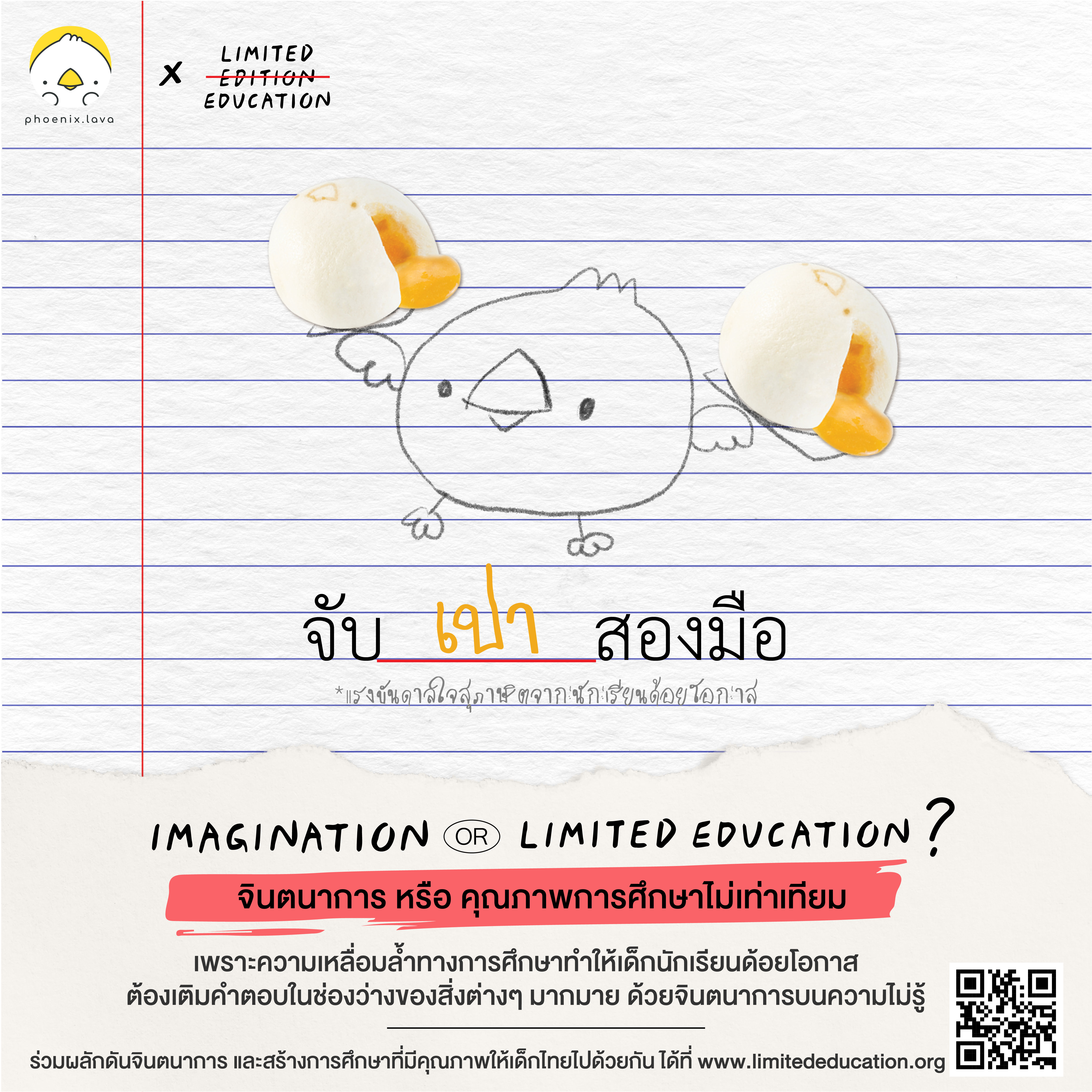 Imagination or Limited Education