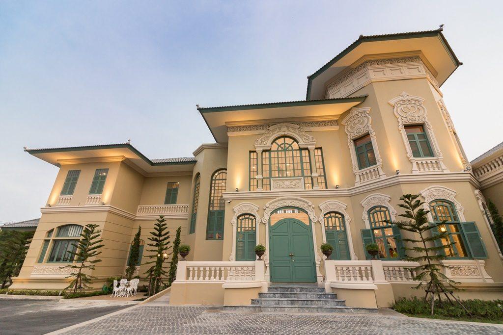 Villa de Bua จัดงานแต่ง ที่ไหน
