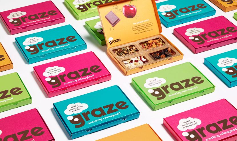 Graze - Subscription Snack Box จากประเทศอังกฤษ ที่น่าตื่นเต้นจนถูก Unilever ซื้อไป  |  ตอนที่ 3